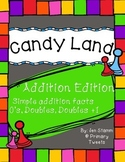 Addition Candy Land