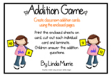 Addition Cards