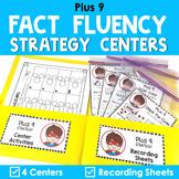 Addition Centers {Plus 9}