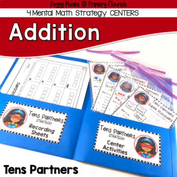 Addition Centers {Tens Partners}