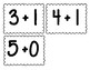 Addition Link Cards Set 1 (Sums from 1-5)