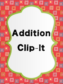 Addition Clip-It