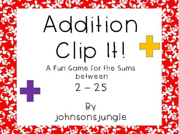 Addition Clip it!