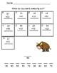 Addition Code Worksheet