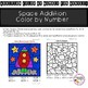 Addition Color By Number- Fun Bundle