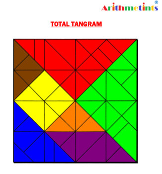 Addition Coloring Puzzle by Arithmetints