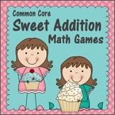 Addition Concept Math Centers (Go Math! / Common Core)