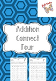 Addition Connect Four- Using Dice