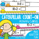 Addition - Counting-On Math Center