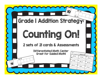 Counting On Math Center