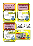 Addition Counting On Up To 10 BUNDLE PACK