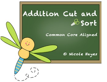 Addition Cut and Sort