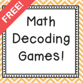 Addition Decoder Game