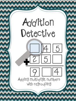 Addition Detective