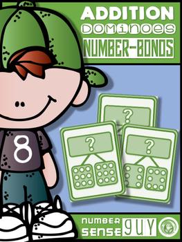 Addition Domino Number Bond