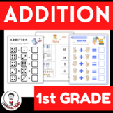 Addition Double Numbers|Addition Match|Addition Basics|Adding Sums&Objects|Math