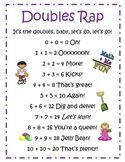 Addition Doubles Chant Freebie