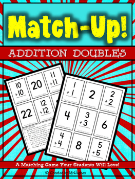Addition Doubles Match-Up!