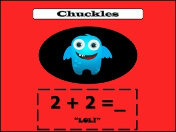 Doubles Flash Cards (Addition): Monsters of Math