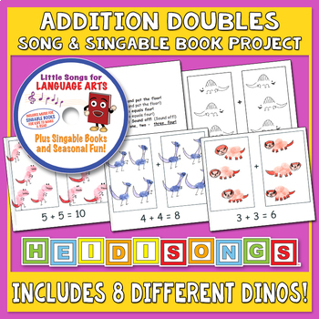 Addition Doubles Song & Singable Book Project