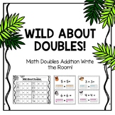 Addition Doubles Write the Room!