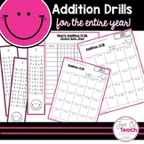Addition Drill Sheets