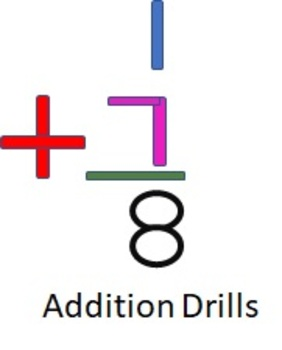 Addition Drills