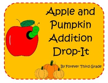 Fall Addition Games
