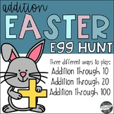 Addition Easter Egg Hunt