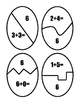 Addition Egg Puzzles