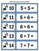 Addition Equation and Answer Matching Game