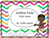 Addition Fact Fetch