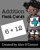 Addition Fact Flash Cards