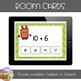 Addition Fact Fluency Boom Card Bundle