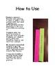 Addition Fact Fluency Bracelets (1-10)
