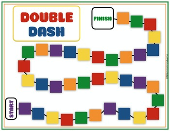 Addition Fact Fluency: Doubles Facts Activities, Assessments, and Game Packet