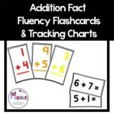 Addition Fact Fluency Flashcards