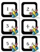 Addition Fact Fluency - Flip the Deck Spring Game!