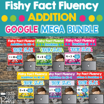 Addition Fact Fluency using Google Classroom
