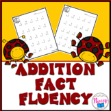 Addition Facts to 20 Worksheets