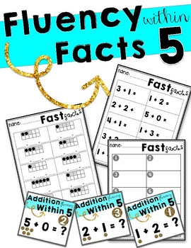 Addition: Fact Fluency Within 5