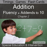 Addition Fact Fluency for Special Education and Intervention