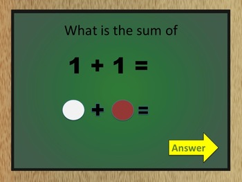 Addition Fact Practice +1