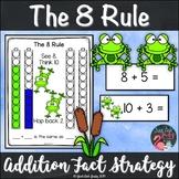 Addition Fact Strategy Adding 8