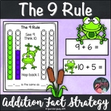 Addition Fact Strategy Adding 9