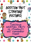 Addition Fact Strategy Posters