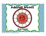 Addition Fact Wheels
