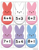 Easter Addition Facts 0-10 Game