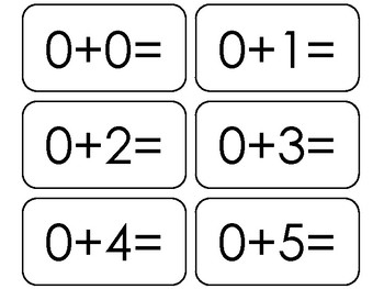 picture relating to Math Flash Cards Printable referred to as Addition Info 0-12 Flashcards. 169 Printable Math Flashcards. Simple Addition.