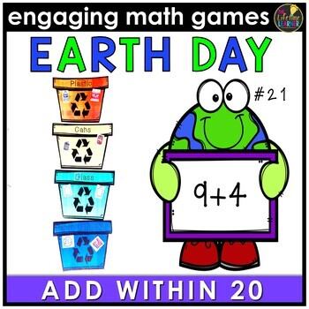 Addition Facts (0-20) Game